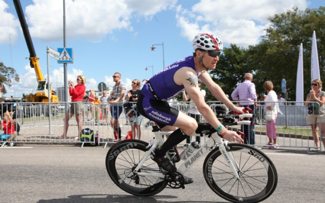 Guest Blog: Simon Nicholls' Ironman Sweden 2014 Race Report