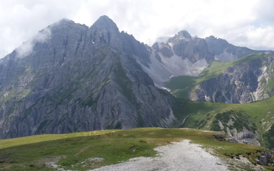 Hut to Hut walk in the Stubai Alps – Part 1