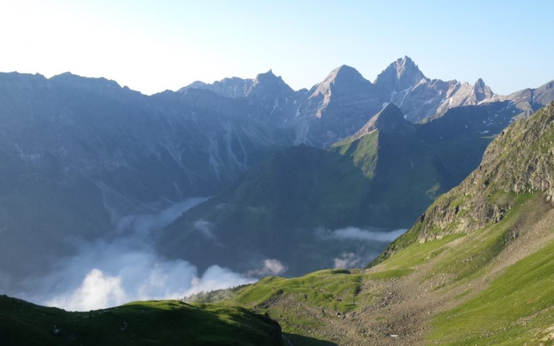Hut to Hut walk in the Stubai Alps – Part 4: 2 valleys vs Habicht
