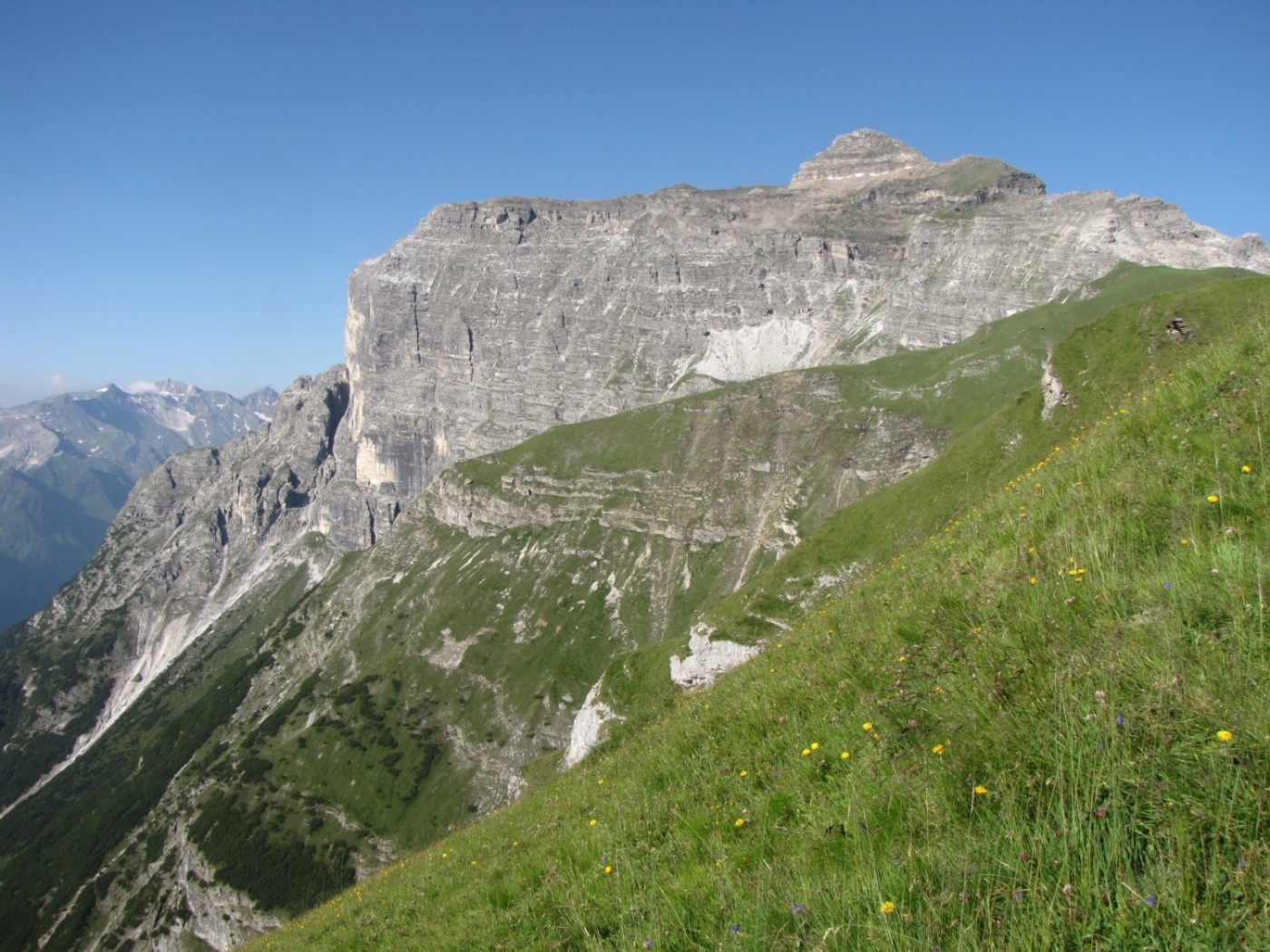 Kirchdach Spitze (2840m)