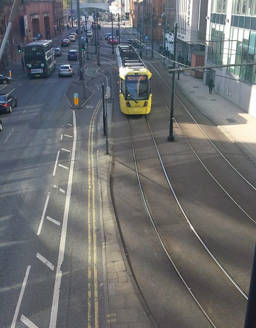 Observations on Sustainable Transport – comparing Manchester, Edinburgh and the active non-sustainable transport person