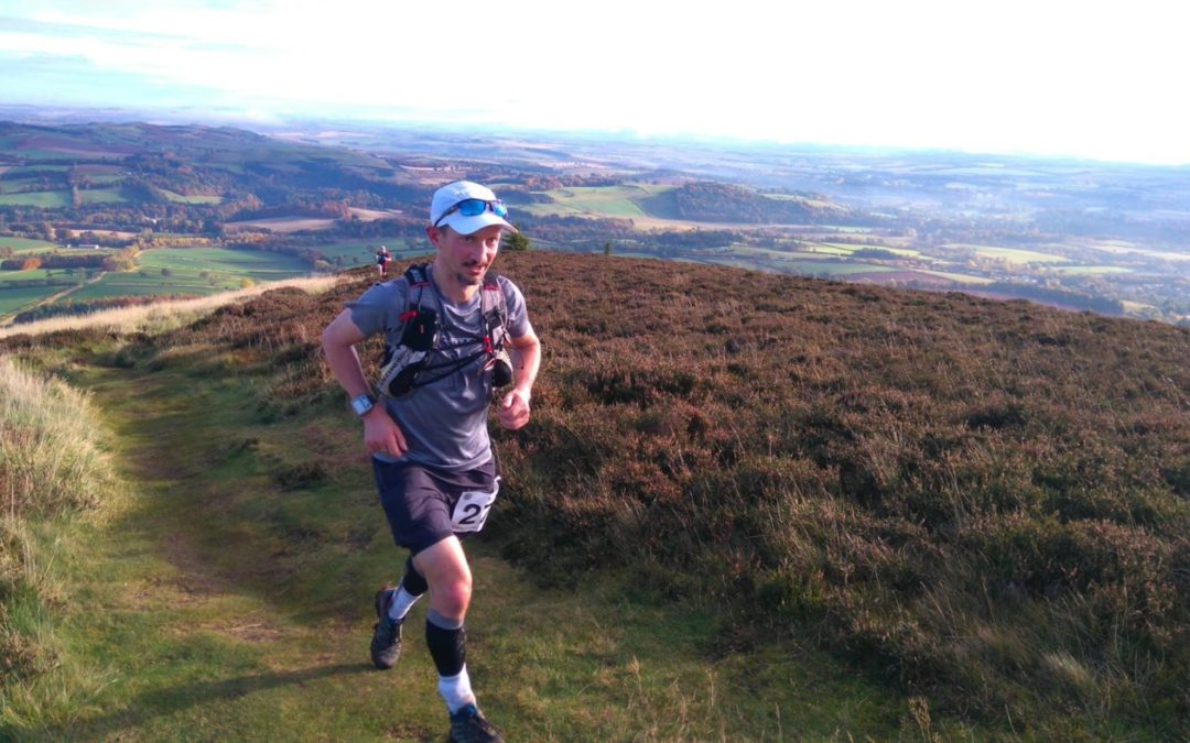 Ross on my heels – Jedburgh 3 Peaks Ultra 2016 Race Report – October 29