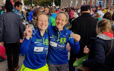 Jennifer McKenna: How I managed a sub 4 hour marathon (Dublin 2017)