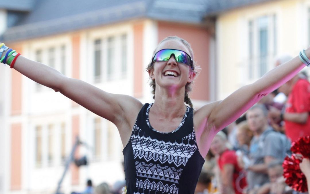 Jen McKenna …The time I did an IRONMAN!!