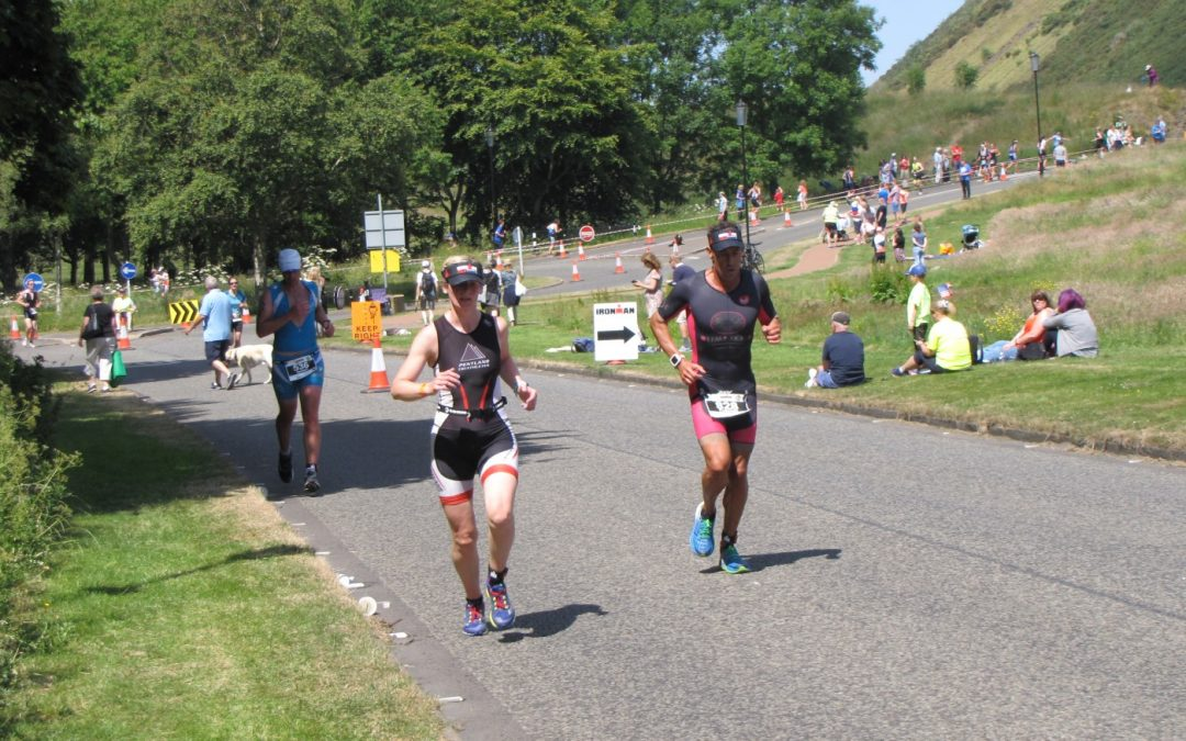 Myrah Robb: Ironman Edinburgh 70.3 Race Report