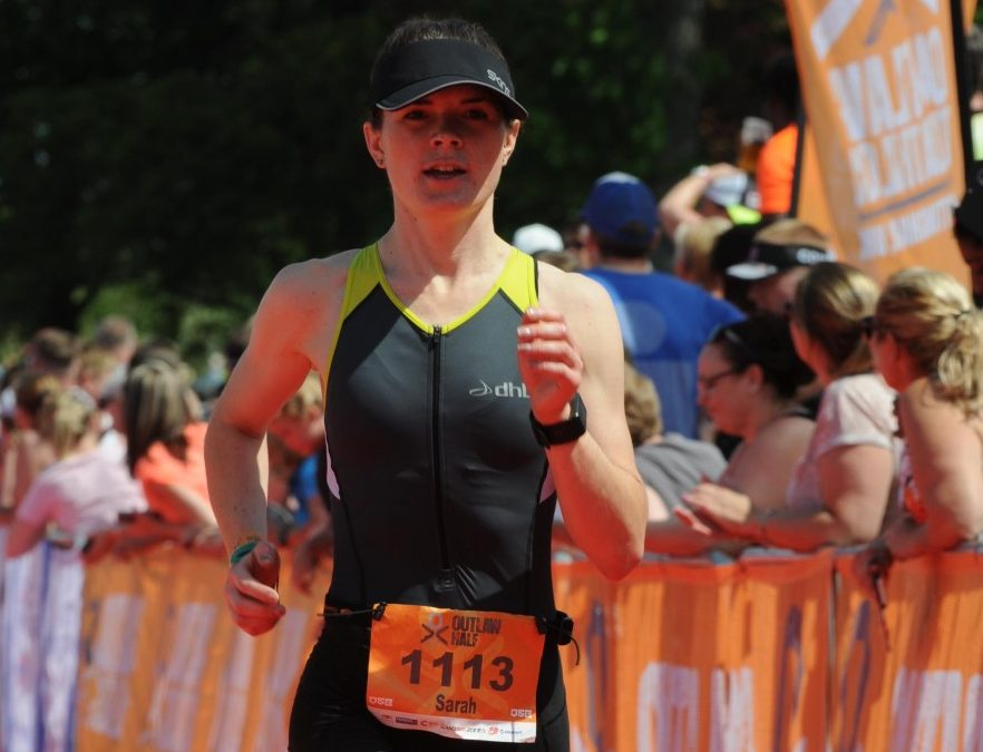 Sarah Ormerod: Outlaw Half Race Report – 5th in First Middle Distance