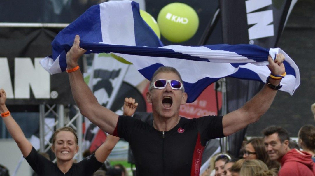 Paul Robertson: Wonderful, Wonderful Copenhagen – My Sub 11 Ironman