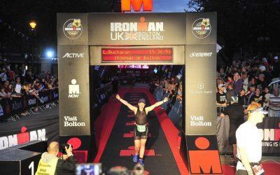 Linda Buchanan: Ironman Bolton 2019